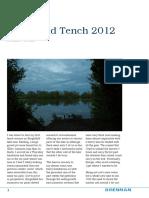 Burghfield Tench 2012