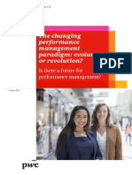 Pwc Performance Survey 2015