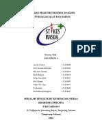 1. Laporan Praktikum Kimia Analisis (Pengenalan Alat Dan Bahan)