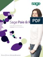 Sage Paie Et Rh Plaquette Produit