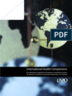 International Health Comparisons