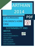 Earthian Report(Part a)