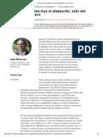 Colombia Tras El Plebiscito_ Salir Del Atolladero _ Crisis Group