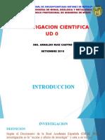 Investigacion Cientifica - Ud1