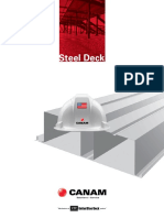 Canam Steel Deck