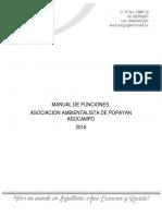 Manual de Funciones Asocampo