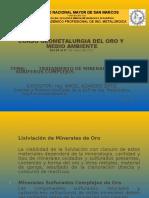 Tratamiento de minerales auríferos complejos_Angel Azañero.ppt