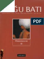 Doğu Batı 52. Sayı - Osmanlılar 2. Kısım
