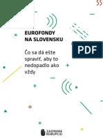 Eurofondy na Slovensku