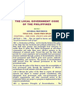 The Local Government Code