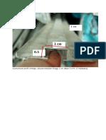 Alumunium Profil Omega