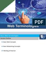 #2 Ebiz Web Terminologies