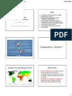 Ec121 Slides Set 1_Devt and Devt Eco_handout
