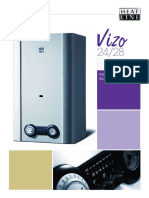 Vizo 24 and 28 Manual