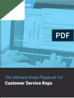 Service Email Playbook v4