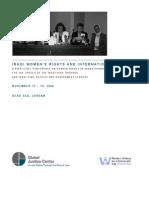 Iraqi Women's Rights and International Law
