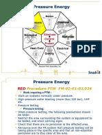 Pressure Energy