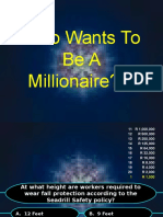 Random Safety - Who Wants to Be a Millionaire
