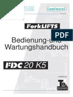 Fantuzzi FDC20K5-1