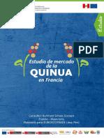 Estudio de Mercado - Quinua