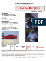 12-19-2016 Commercial Burglary and Suspects in Triple Homicide - Pascagoula PD