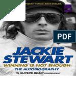 Jackie Stewart Autobiography