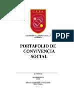 Guía de Istrumental -Convivencia Social