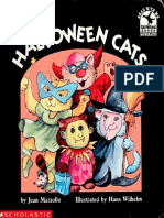Halloween Cats by Jean Marzollo