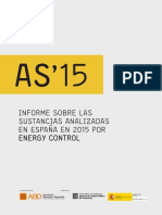 Informe Analisis Estatal EC 2015