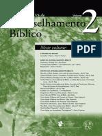 Coletânias de Aconselhamento Bíblico - Volume II