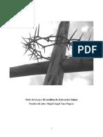 El Sacrificio de Jesus en Los Salmos