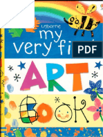 Usborne My Very First Art
