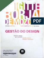 Gestao do Design