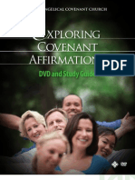 Exploring Covenant Affirmations Study Guide