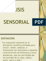 CLASE 1 Evaluacion Sensorial