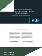 FÓRUM LIVRE DE POLÍTICA URBANA