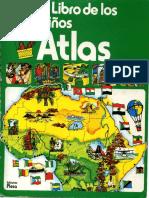 Atlas El Libro de Los Niños T Campbell Plesa 1979