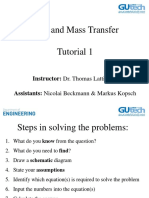 Heat and Mass Transfer- Tutorial 1 WITH Solutions (Q1.1-1.5).pdf