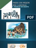 Charla Inicial - Organizacional