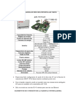 Controladora y protocolos SOYAL