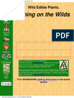 Wild Edible and Poisonous Plants 2004