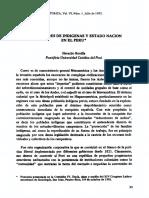 Heraclio Bonilla Paper II