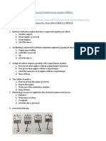 Internal Combustion Engines MCQ PDF File