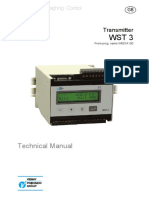 Scale WST3 Manual
