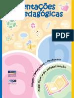 Língua Portuguesa - Ensino Fund - Professor 02