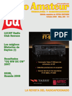 Revista CQ (Esp) - Outubro de 2008
