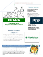 2016-17 winter  crana newsletter
