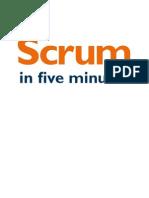 Scrum in 5 minutes