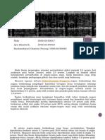 PPT Perkembangan Ekonomi Global (Kelompok 1)