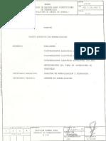 Norma 176-88 Montaje de Equipos Para Subestaciones DeTransmisión. Instalaciones de Juegos de Barr